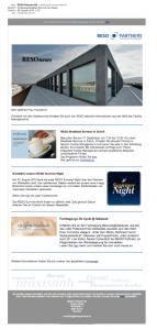 Newsletter RESO Partners AG